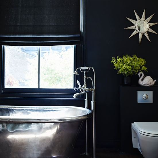 Black-and-Silver-Bathroom-Livingetc-Housetohome
